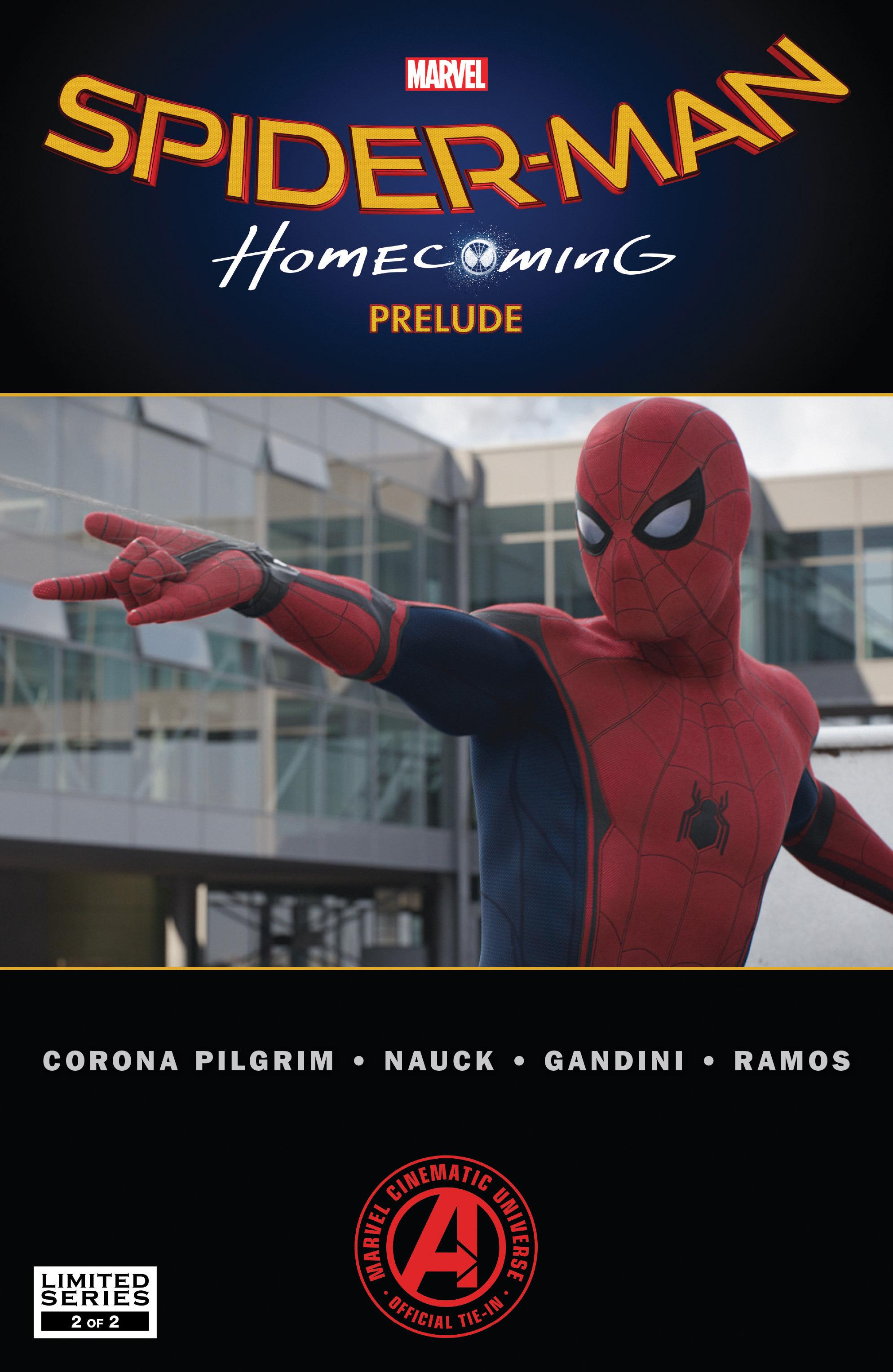 蜘蛛侠:归乡序曲(2017): Chapter 2 - Page 蜘蛛侠:归乡序曲(2017)