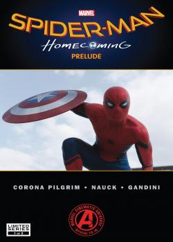 Spider-Man: Homecoming Prelude (2017)