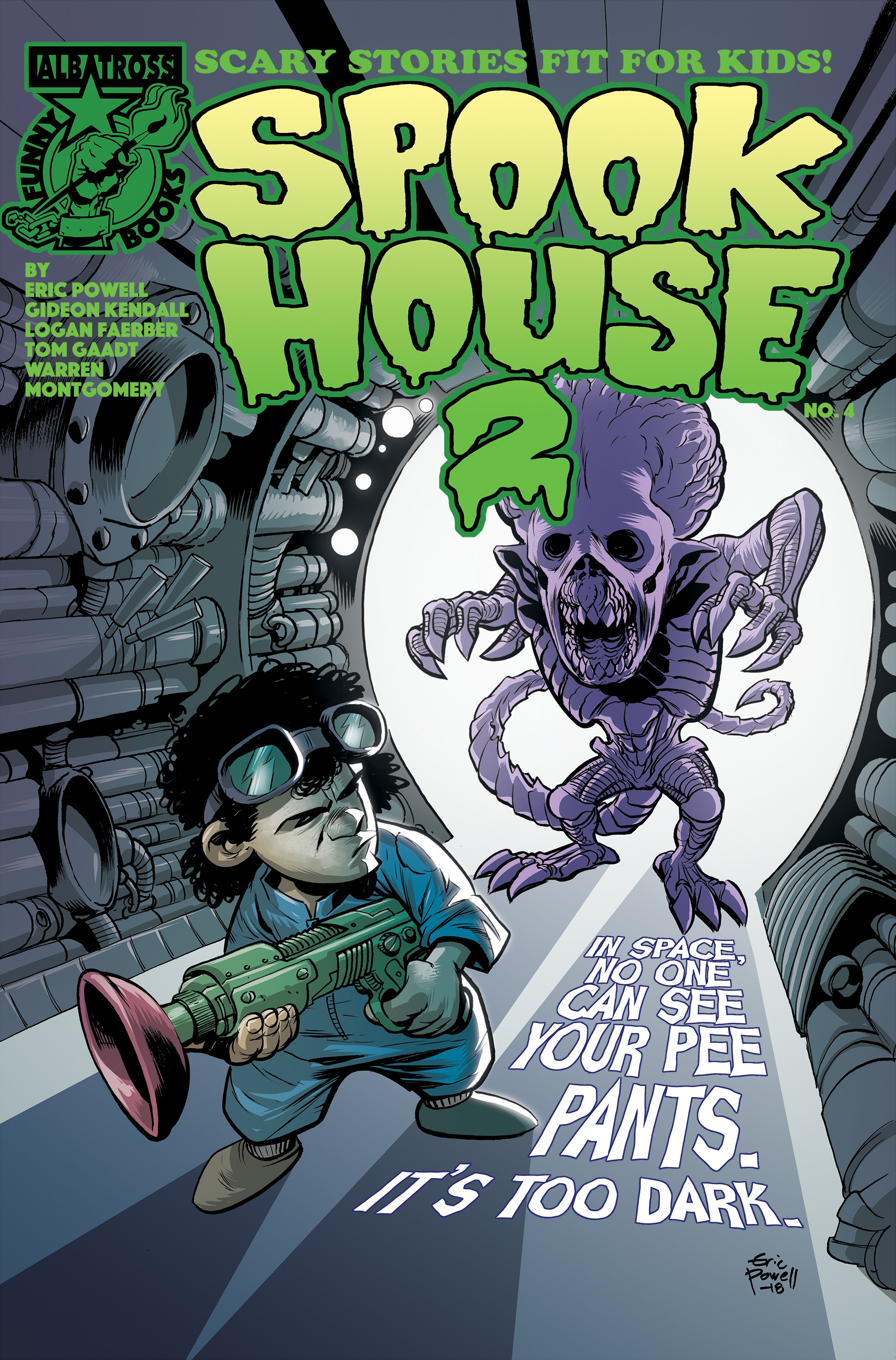 Spook House 2(2018-): Chapter 4 - Page Spook House 2(2018-)