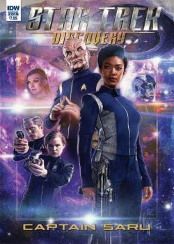 Star Trek: Discovery - Captain Saru (2019)