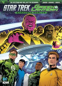 Star Trek - Green Lantern Vol. 2 (2016-)