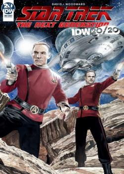 Star Trek: IDW 20/20 (2019)