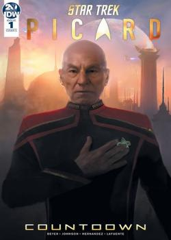 Star Trek: Picard—Countdown (2019-)