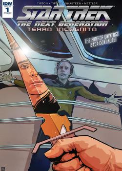 Star Trek: The Next Generation: Terra Incognita (2018)