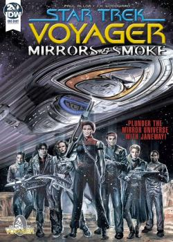 Star Trek: Voyager: Mirrors and Smoke (2019)