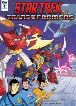 Star Trek vs. Transformers (2018-)