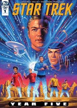 Star Trek: Year Five (2019-)