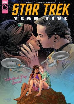 Star Trek: Year Five: Valentine's Day Special (2020)