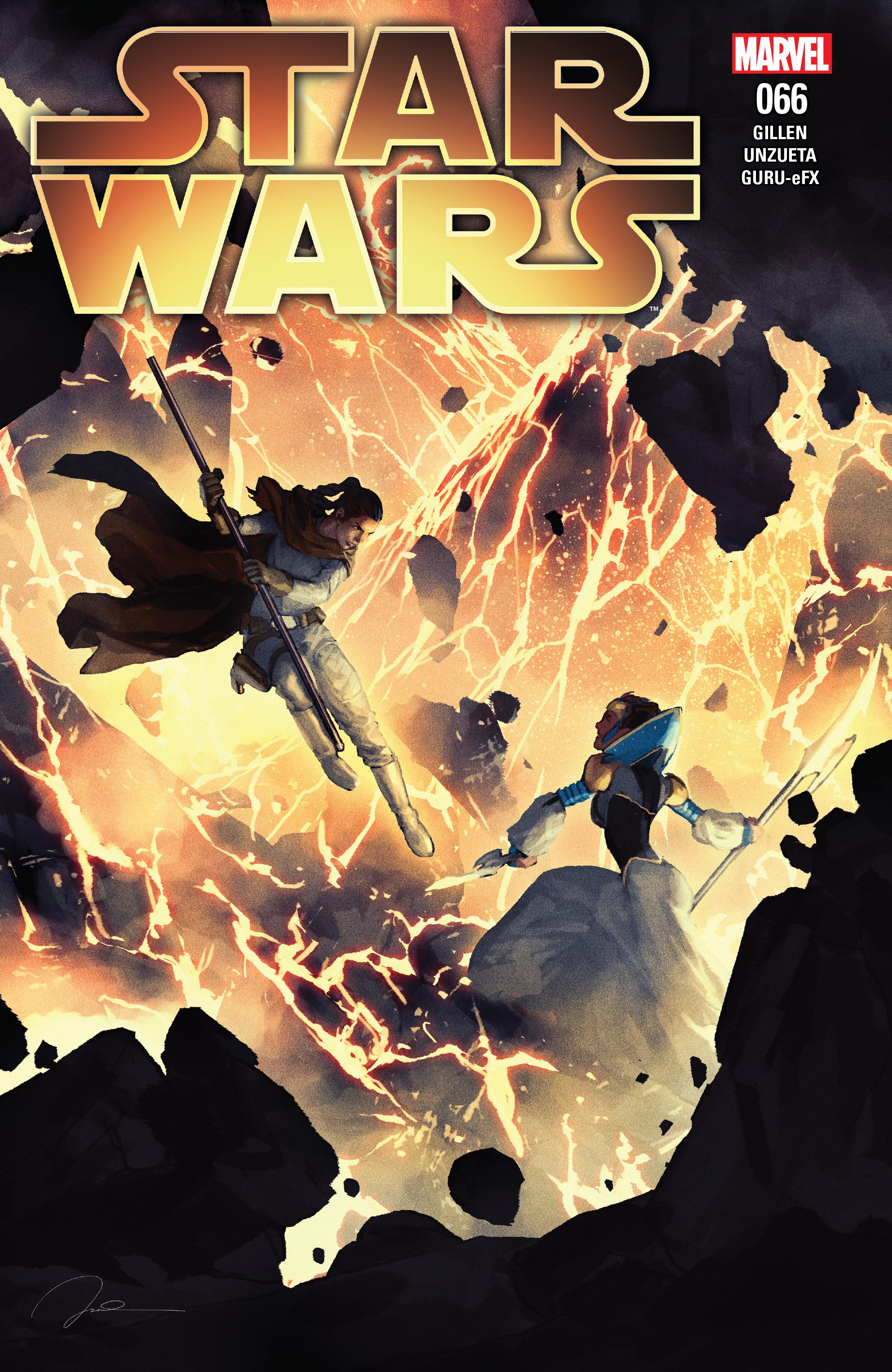 Star Wars (2015-): Chapter 66 - Page 1