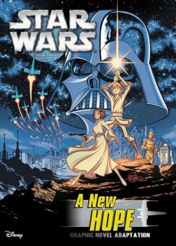 Star Wars: A New Hope Graphic Novel Adaptation (2018)