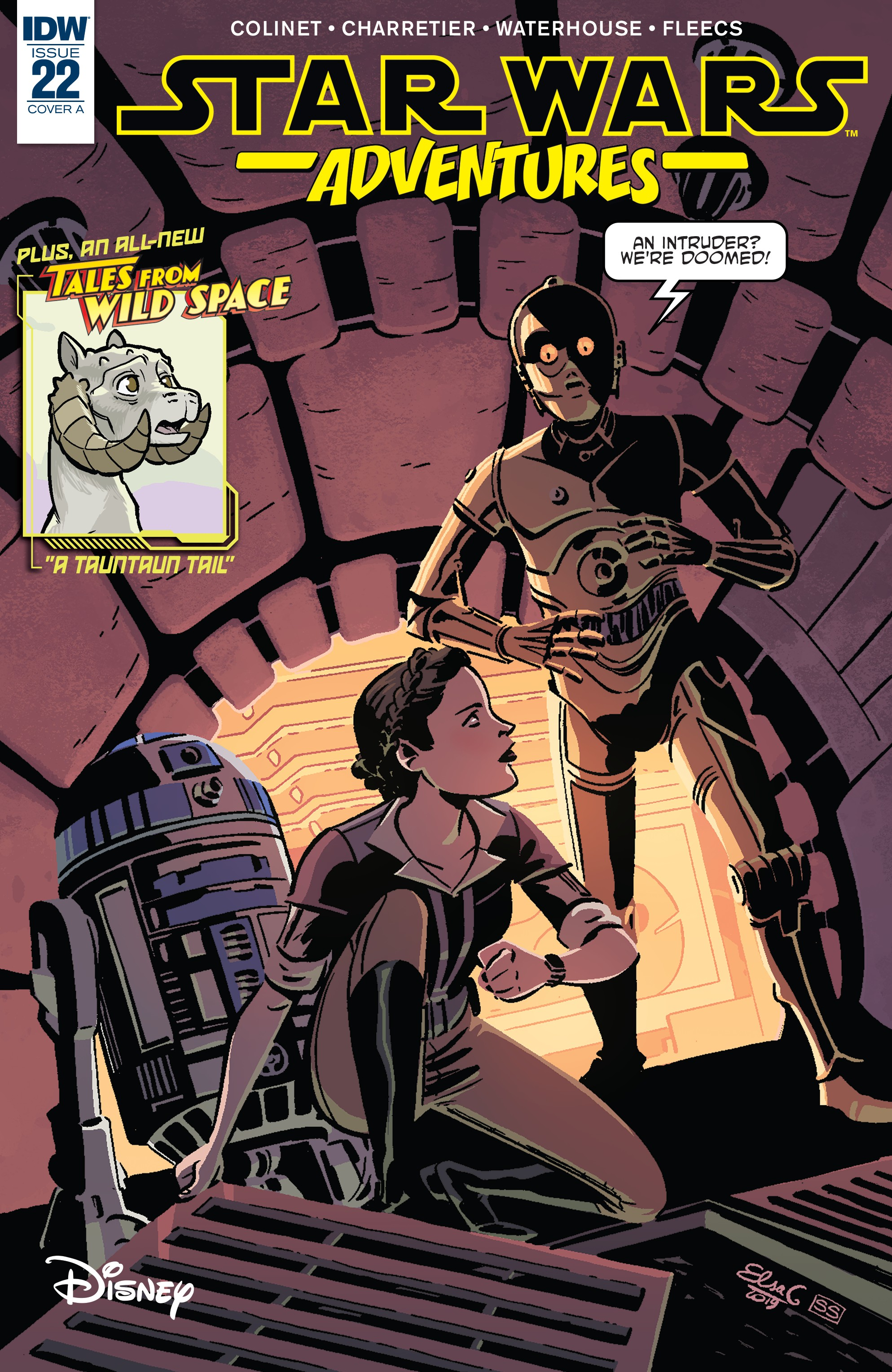 Star Wars Adventures (2017): Chapter 22 - Page 1