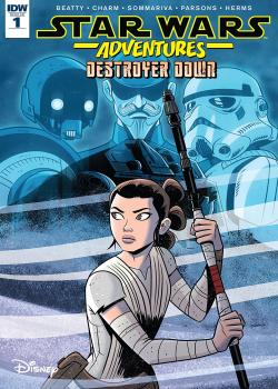 Star Wars Adventures: Destroyer Down (2018-)