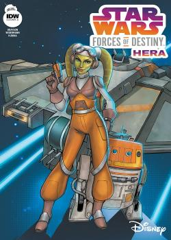 Star Wars Adventures: Forces Of Destiny-Hera (2018)