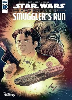 Star Wars Adventures: Smuggler's Run (2020)