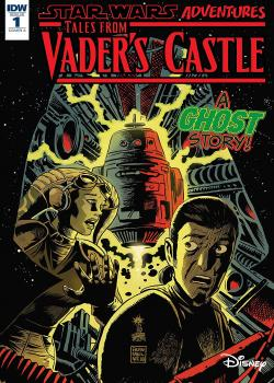 Star Wars Adventures: Tales From Vader's Castle (2018-)