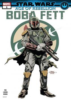 Star Wars: Age Of Rebellion - Boba Fett (2019)