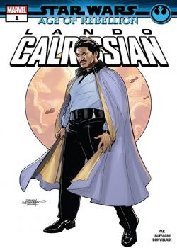 Star Wars: Age Of Rebellion - Lando Calrissian (2019)