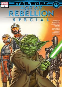 Star Wars: Age Of Rebellion Special (2019)