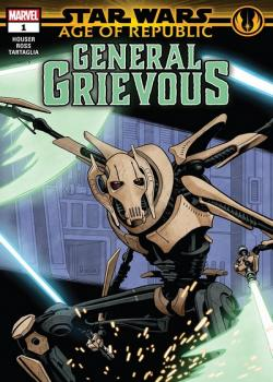 Star Wars: Age Of Republic - General Grievous (2019)