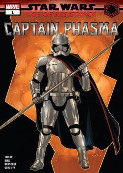 Star Wars: Age Of Resistance - Captain Phasma (2019)