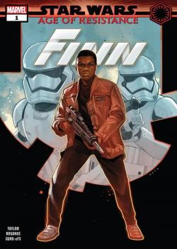 Star Wars: Age Of Resistance - Finn (2019)