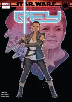 Star Wars: Age Of Resistance - Rey (2019)