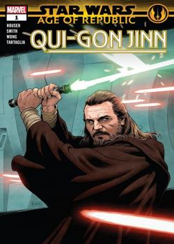 Star Wars: Age Of The Republic - Qui-Gon Jin (2018)