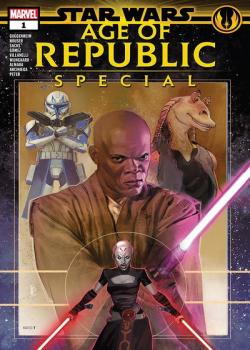 Star Wars: Age of The Republic Special (2019)