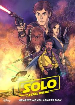Star Wars: Solo Graphic Novel Adaptation (2019)