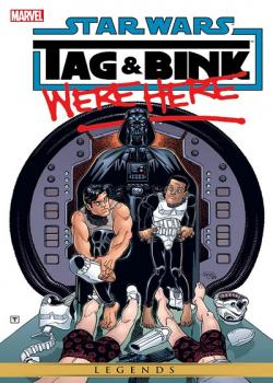 Star Wars: Tag And Bink Were Here (2018)