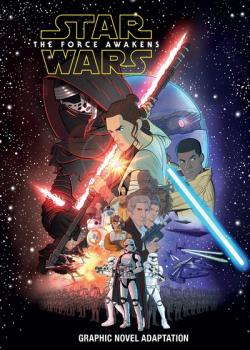 Star Wars: The Force Awakens Graphic Novel Adaptation (2017)