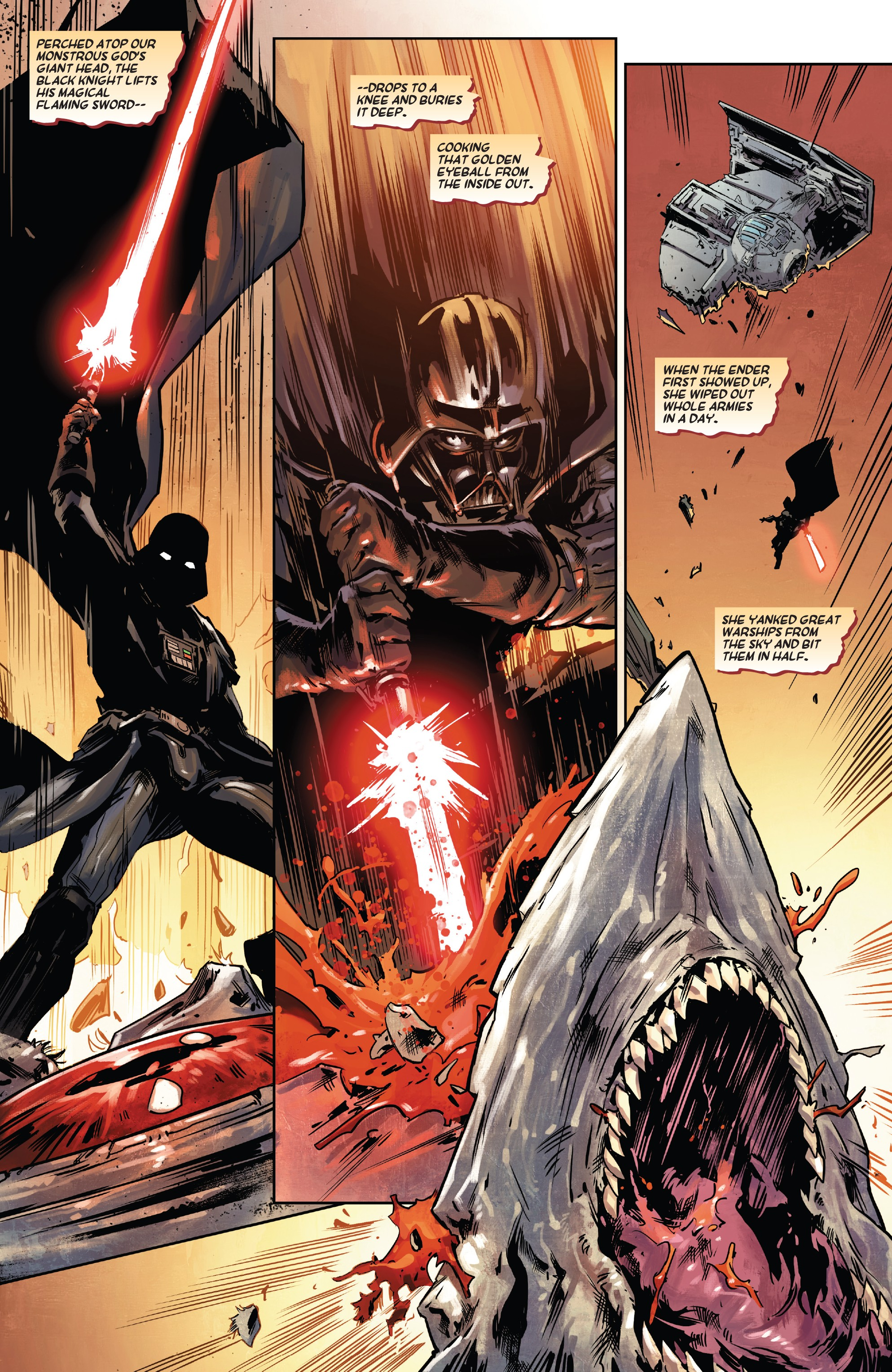 Star Wars: Vader - Dark Visions (2019) Chapter 1 - Page 12