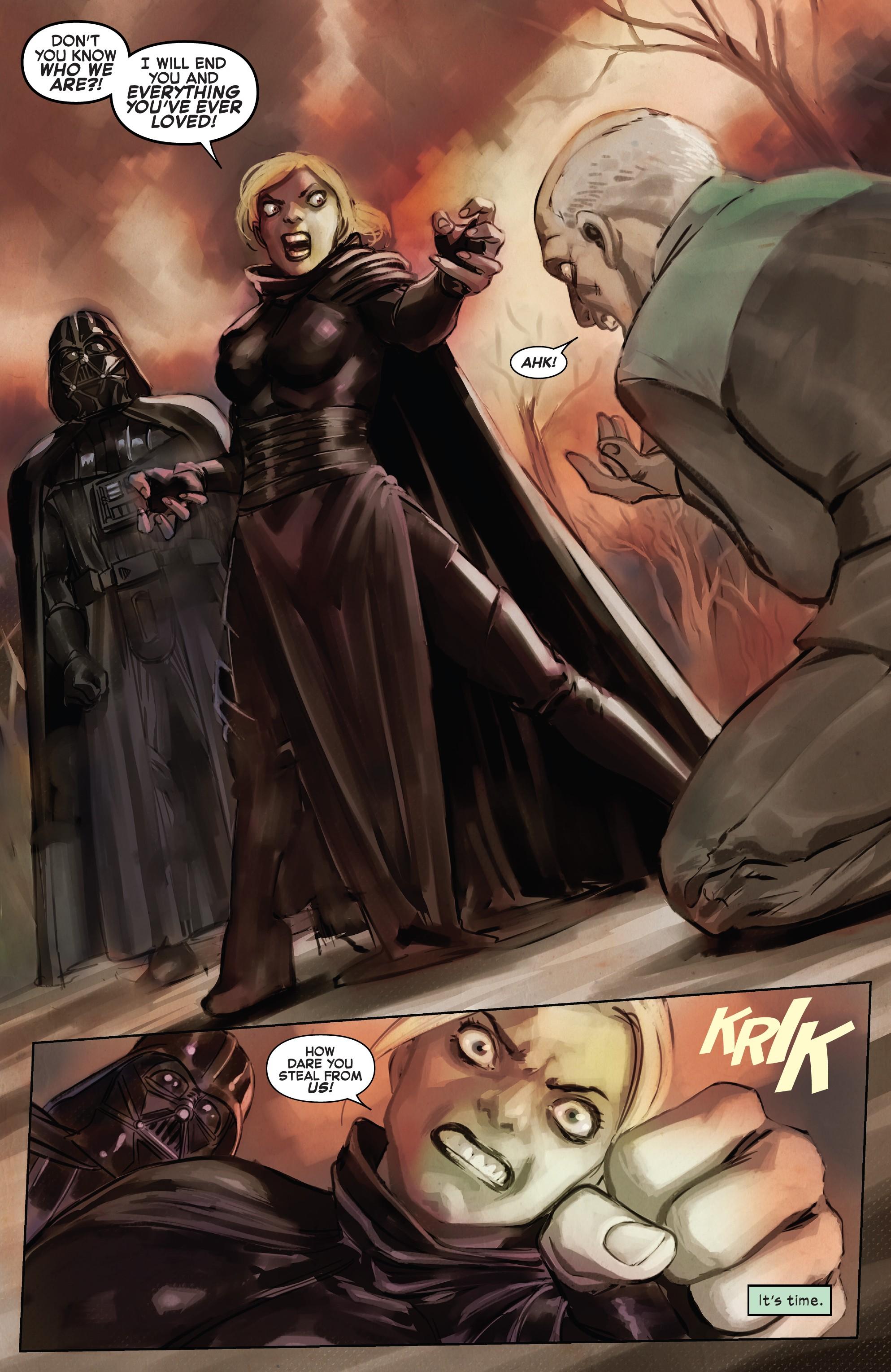 Star Wars: Vader - Dark Visions (2019) Chapter 3 - Page 19