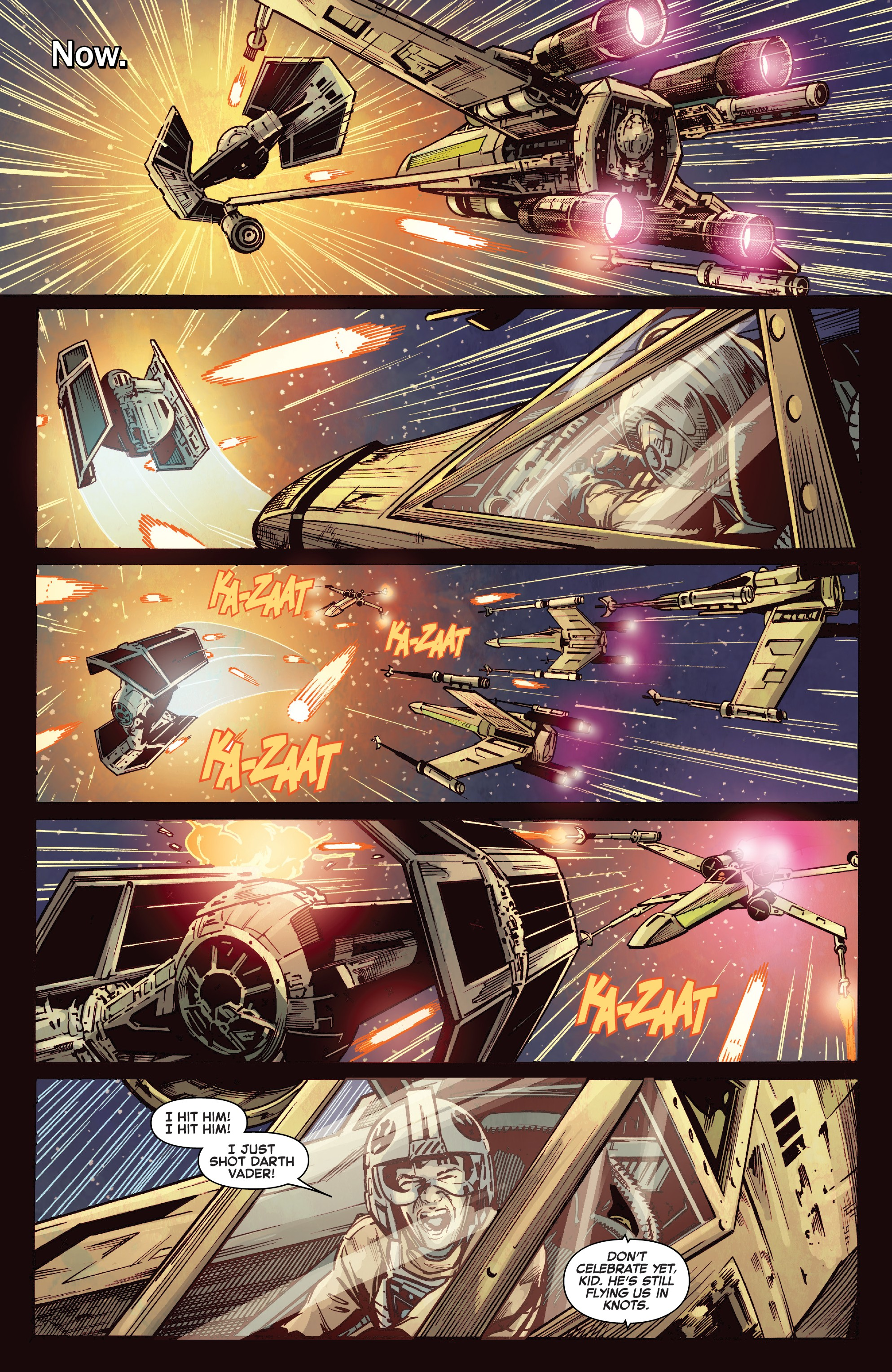 Star Wars: Vader - Dark Visions (2019) Chapter 4 - Page 12