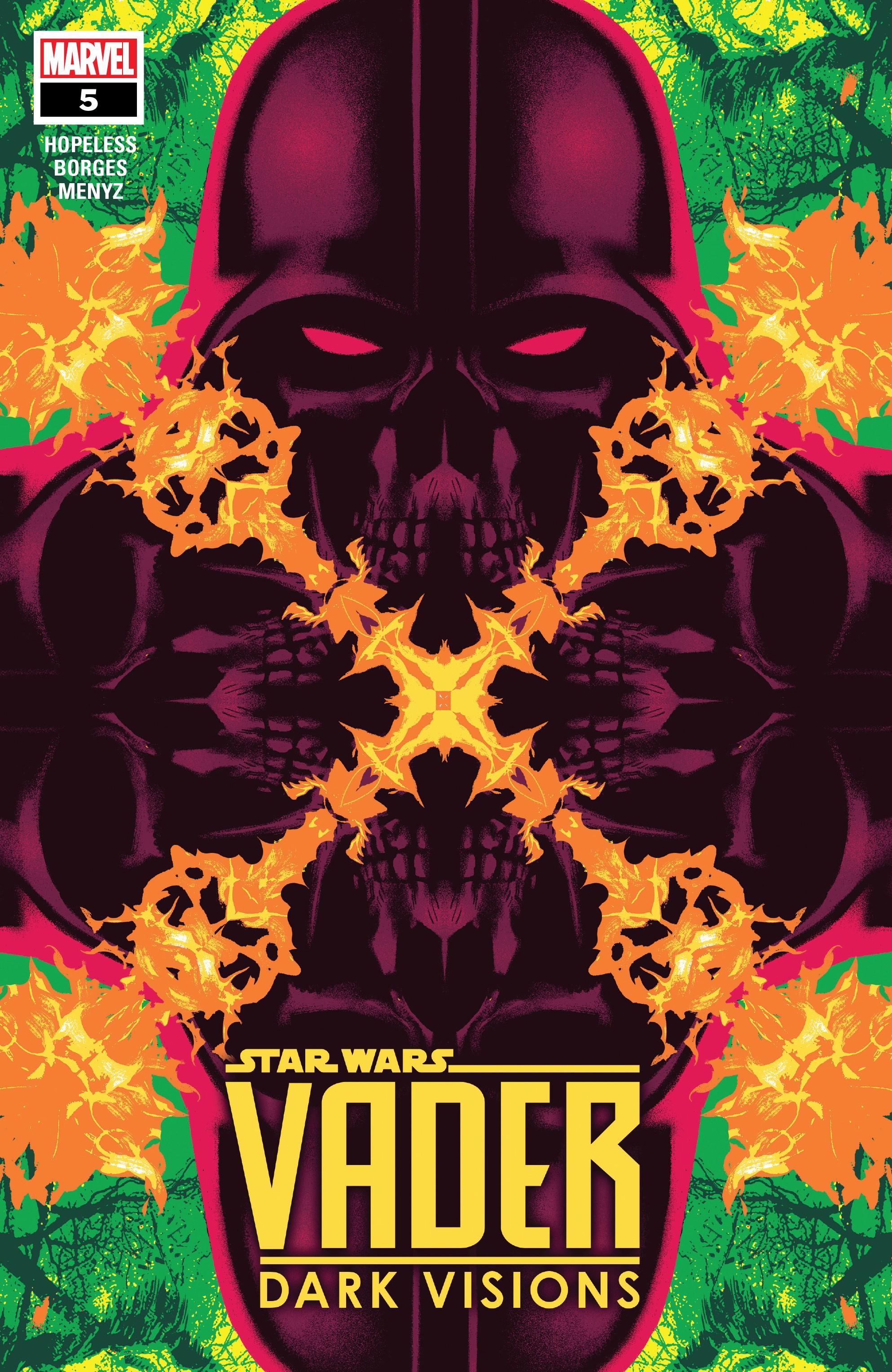 Star Wars: Vader - Dark Visions (2019): Chapter 5 - Page 1