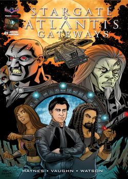 Stargate Atlantis: Gateways (2016-)