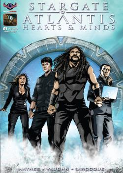 Stargate Atlantis: Hearts & Minds (2017)