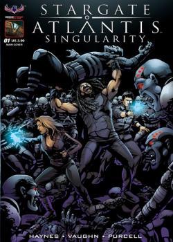 Stargate Atlantis Singularity(2018-)