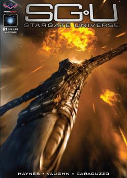 Stargate Universe (2017)