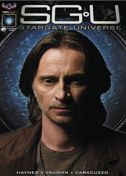 Stargate Universe Back To Destiny (2017)