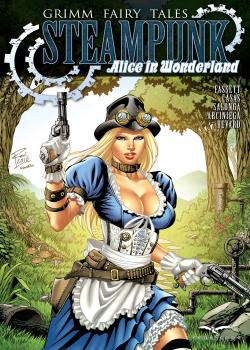 Steampunk: Alice in Wonderland (2017)