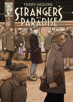 Strangers In Paradise XXV (2018)