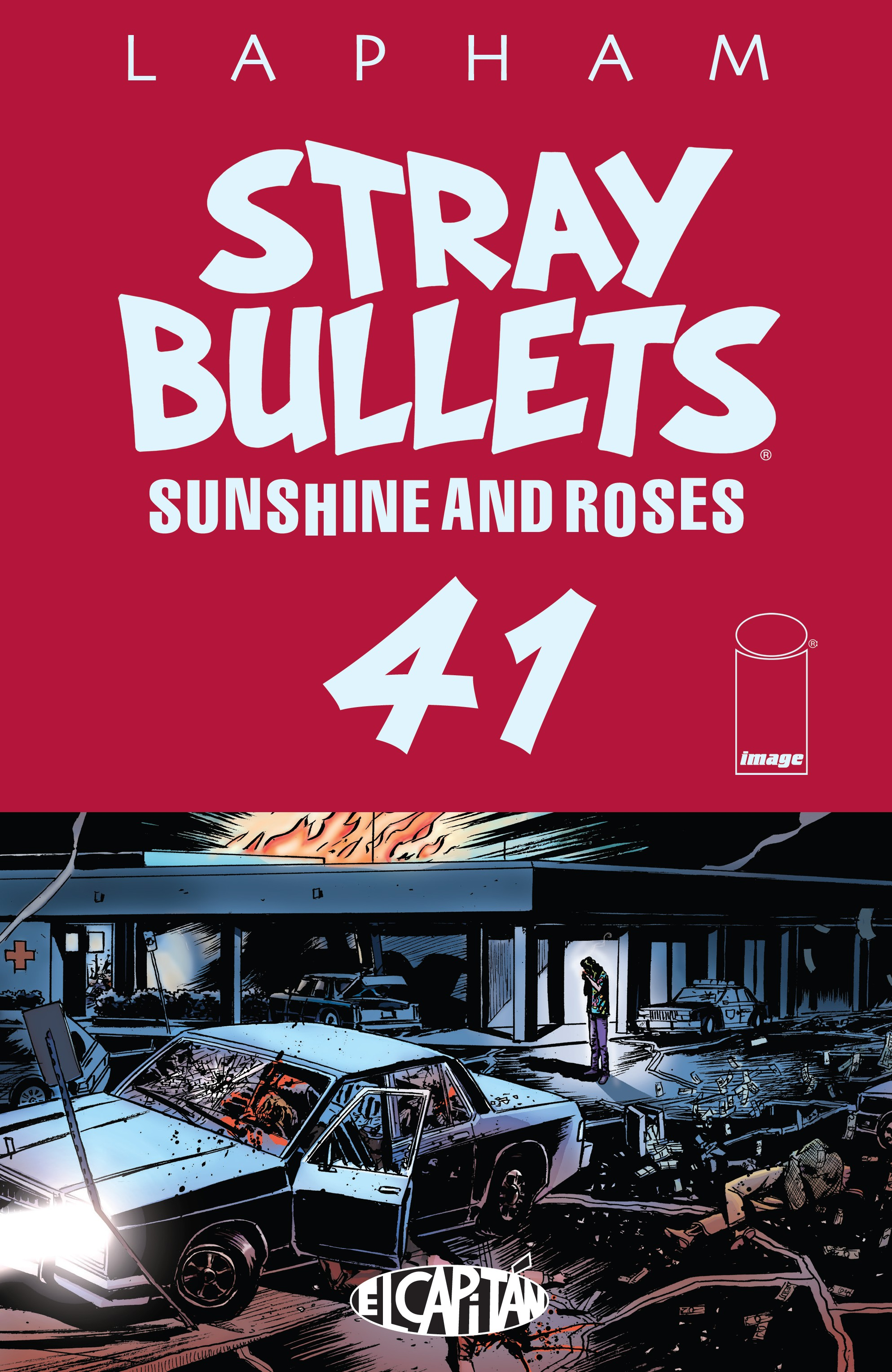Stray Bullets: Sunshine & Roses (2015-): Chapter 41 - Page 1
