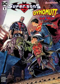 Super Sons/Dynomutt Special (2018-)