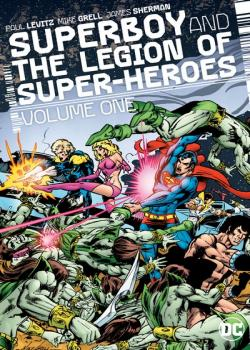 Superboy and the Legion of Super-Heroes Vol. 1 (2017)