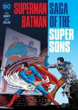 Superman/Batman: Saga of the Super Sons (2017)