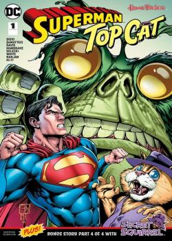 Superman/Top Cat Special (2018)