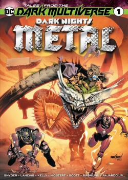Tales from the Dark Multiverse: Dark Nights Metal (2020-)