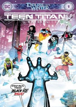 Teen Titans: Endless Winter Special (2020-)