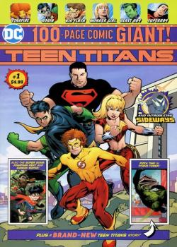 Teen Titans Giant (2018) (Walmart Exclusive)